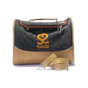 S2 Luxury Black Bag