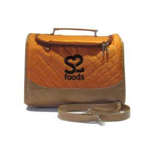 S2 Luxury Caramel Bag