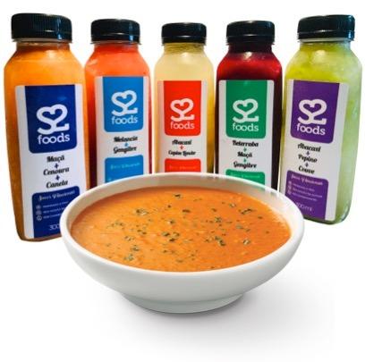 Dieta Líquida - S2 Foods - A Melhor Marmita Fitness - O..